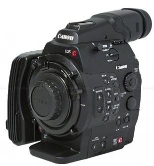 hyra_Canon EOS C500 EF kamerahus